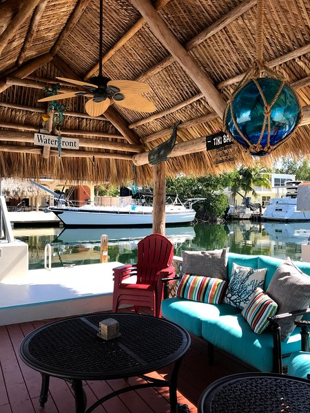 Waterfront Tropical vacation Key Largo, Florida - Rock Harbor