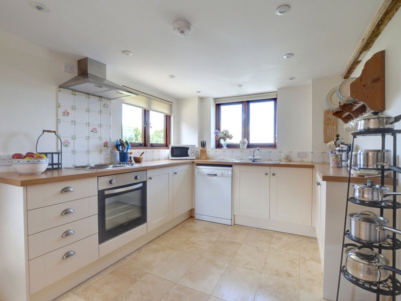 Dairy, holiday rental in Mayfield