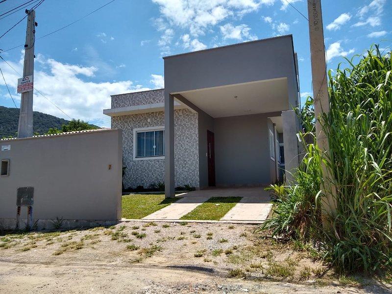 Casa Terraço Churrasqueira - Linda Vista, vacation rental in Santinho