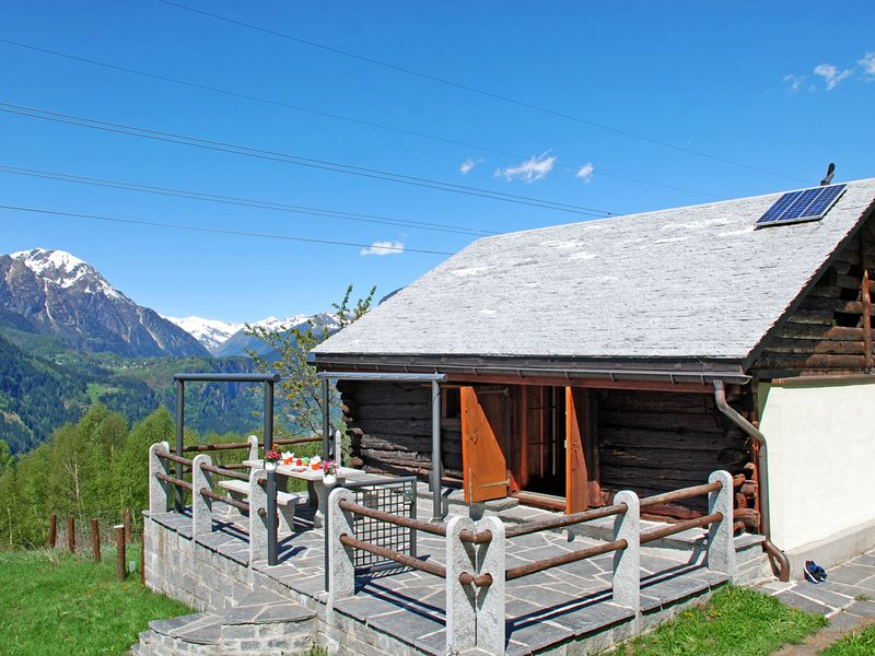 Rustico Panorama, holiday rental in Airolo