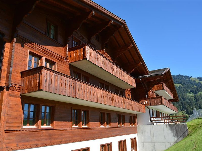 Henry (1. Stock), vacation rental in Schonried