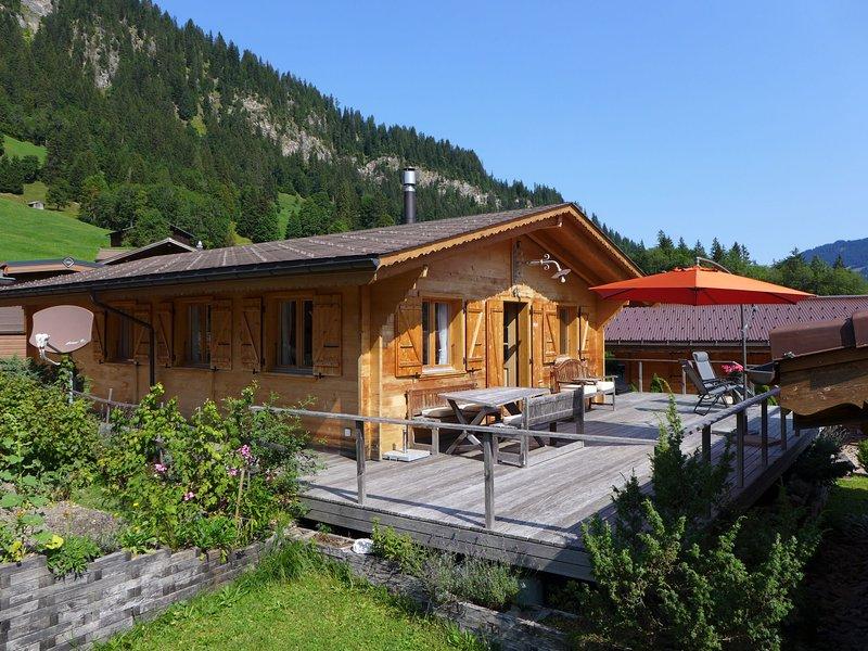 Heiti N° 17, holiday rental in Canton of Bern