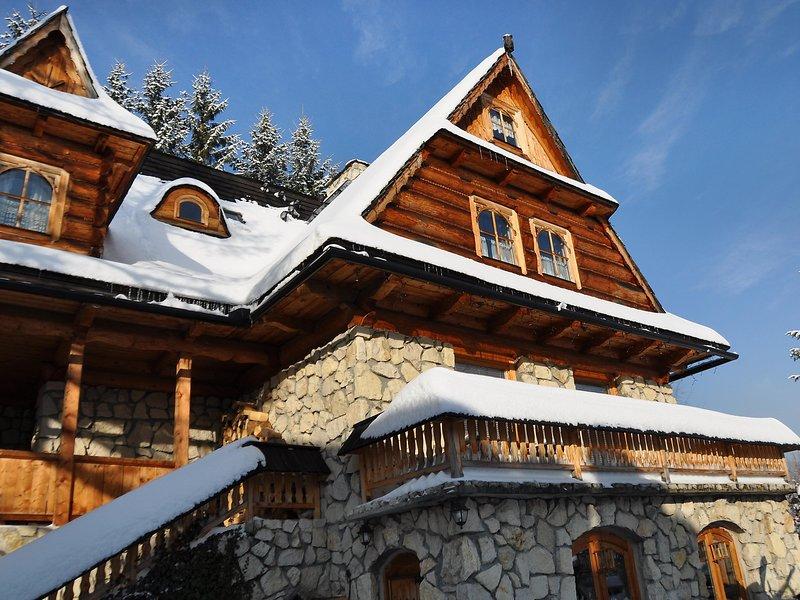 Fretka, vacation rental in Zakopane