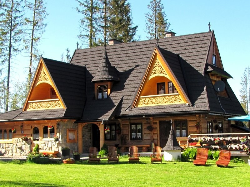 Bajkowa Chata, vacation rental in Rzepiska