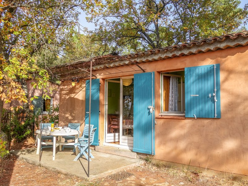 La Colline des Ocres, holiday rental in Rustrel