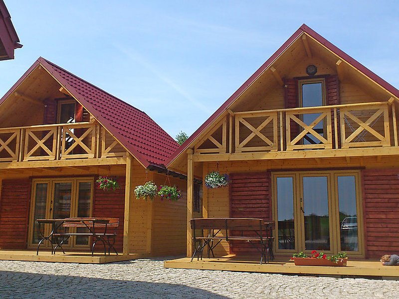 Villa Amber Gąski, holiday rental in Sianozety