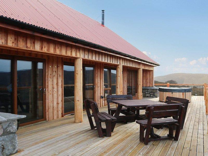Red Kite Lodge, alquiler vacacional en Lairg