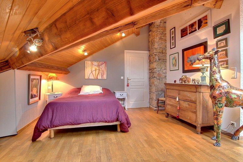 Séjour en chambre d'hote pour deux personnes dans Loft au Cannet ., casa vacanza a Le Cannet