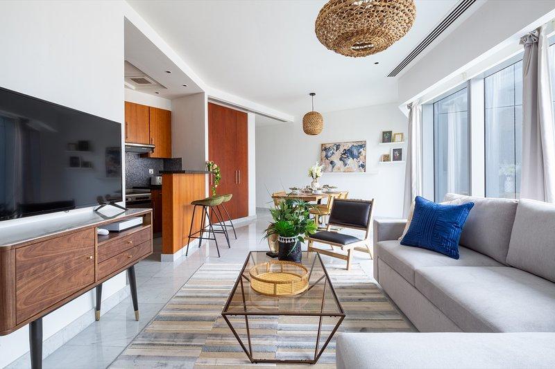 Living Area - Smart TV