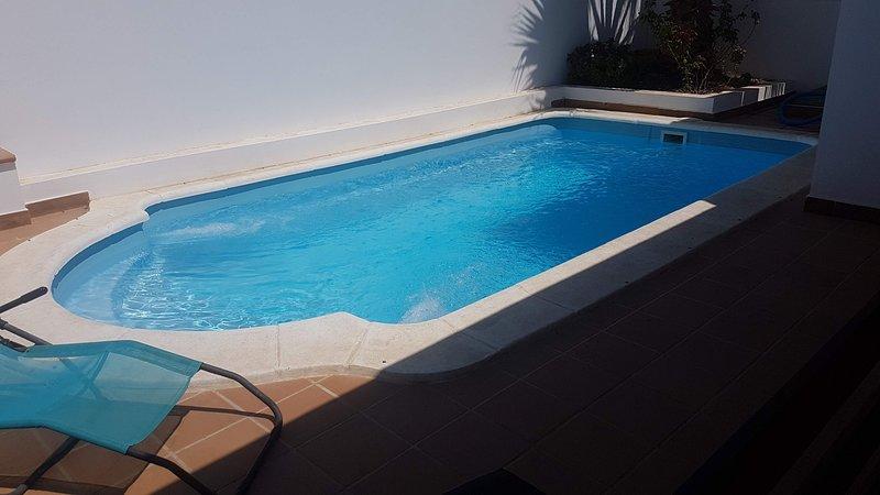 Apartamento con piscina en las Negras, holiday rental in Las Negras