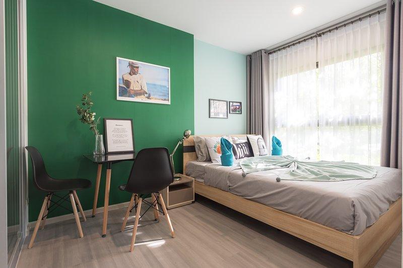 【hiii】Laurel*MRT*GrandPalace&KhaoSanRd.-BKK218, holiday rental in Bang Kruai