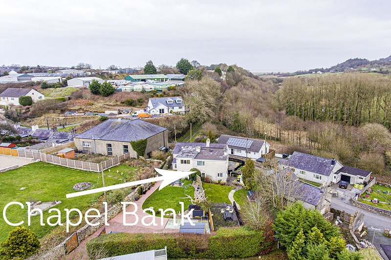 Chapel Bank, holiday rental in Pentraeth