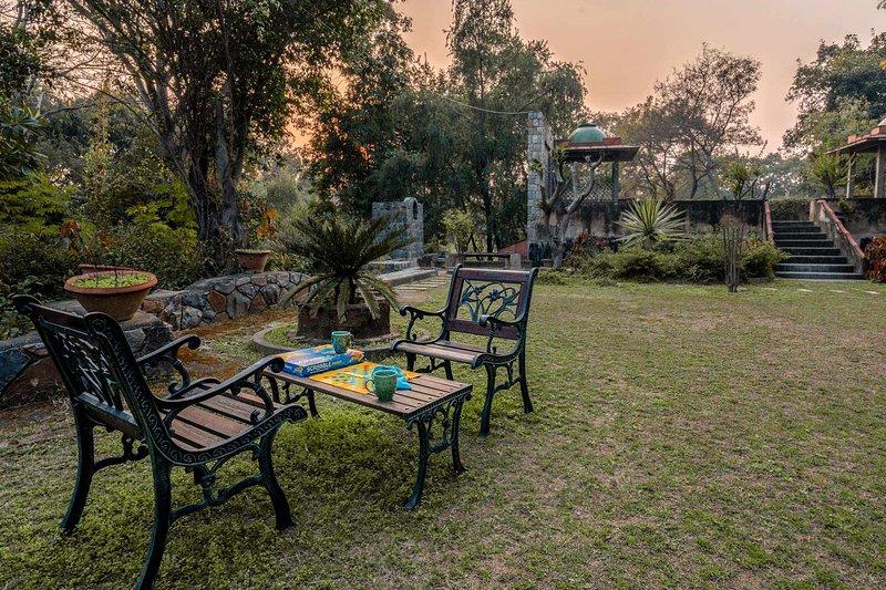 Aanandum by Vista Rooms, Ferienwohnung in Neu-Delhi