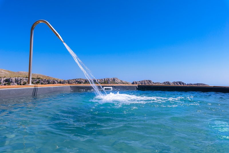 Best View Mountain Villa - Outdoor Pool - Temenia - Palaiochora -Chania - Crete, holiday rental in Sougia