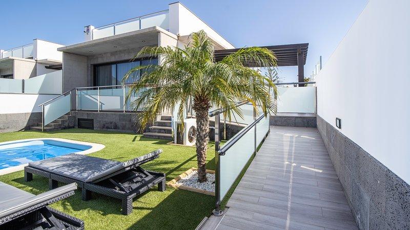 Villas Five Dreams,Villa 5, aluguéis de temporada em La Oliva