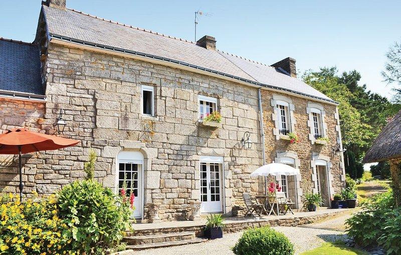Gîte Cremoren 7 personnes Finistère, location de vacances à Rosporden