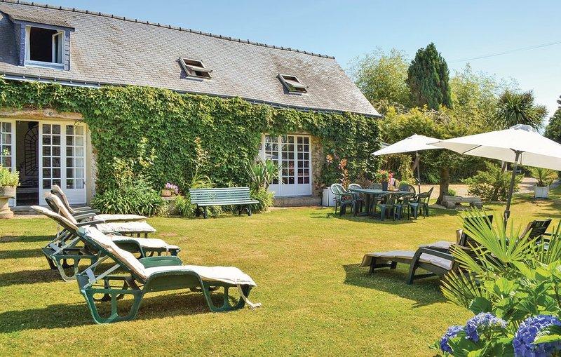 Gite Even 8 personnes Finistère, location de vacances à Rosporden