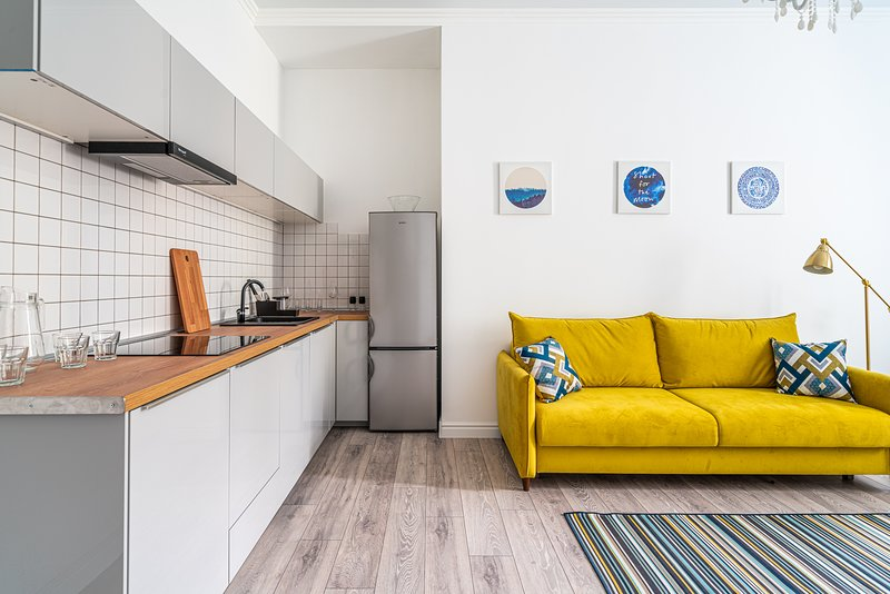 Letyourflat Apartments 'Scandinavian', vacation rental in Strelna