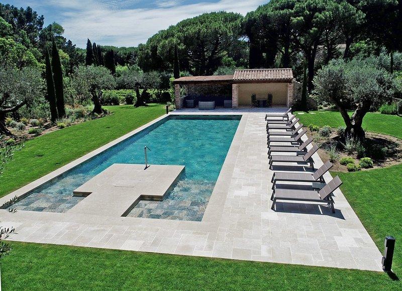 Villa Ramatuelle, aluguéis de temporada em Ramatuelle