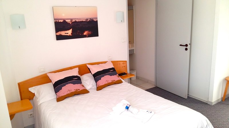 Chambre Double No 2, holiday rental in La Limouziniere