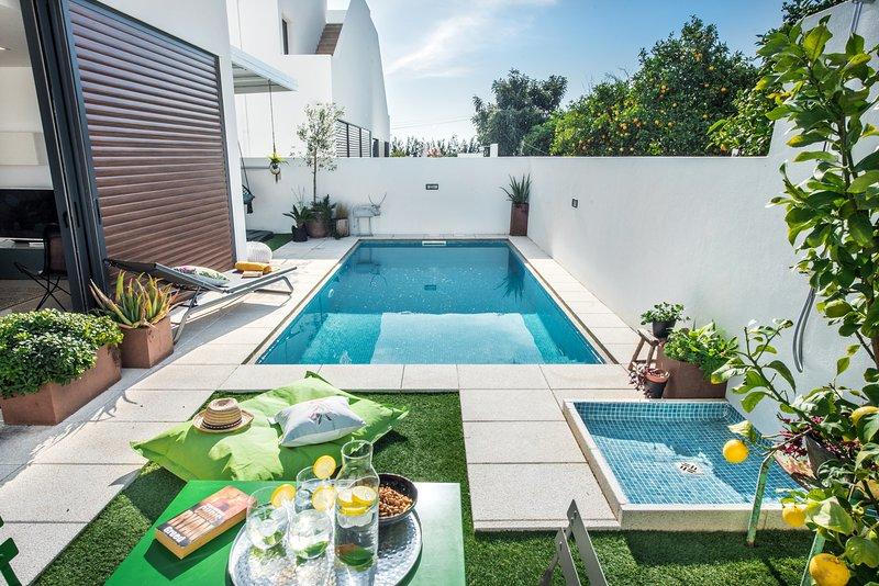 Villa Artista Beautiful Attached Villa Private Swimming Pool Sleeps 6 Vilas Em Luz De Tavira Tripadvisor