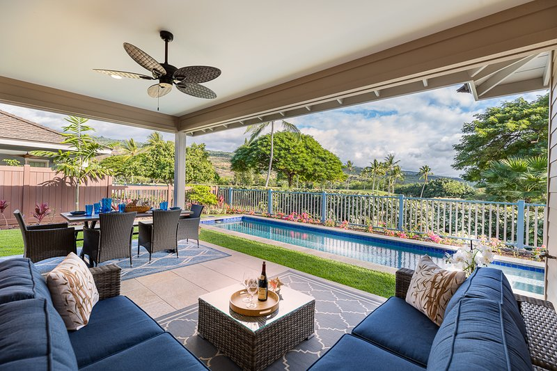 Welcome to Kona Blue Vacations at Holua Kai