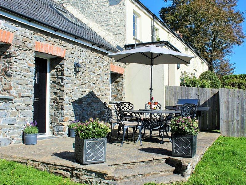 Yr Hen Beudy, Capel Bangor, location de vacances à Pont-Rhyd-y-Groes