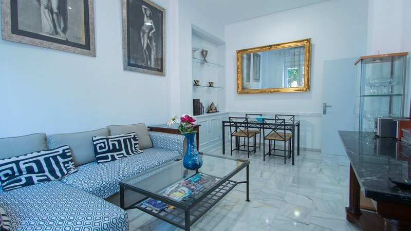 Piso en la Plaza del Museo ..., vacation rental in Seville