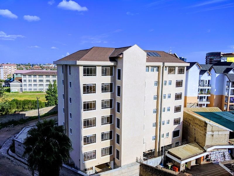 city view apartment, holiday rental in Nairobi