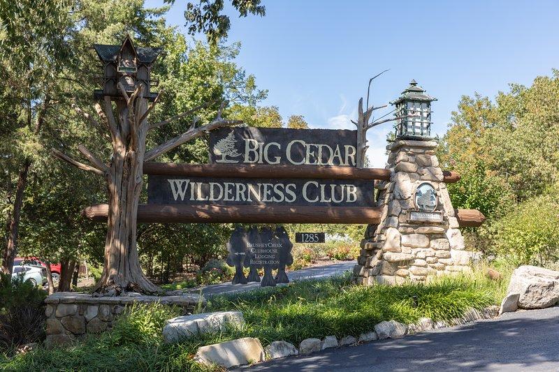 Wilderness Club at Big Cedar,  2 Bedroom Cabin, vacation rental in Omaha