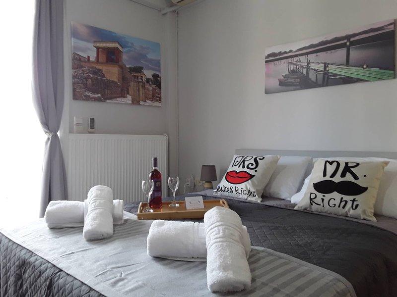 Ierapetra Suites & Studios, vakantiewoning in Mirtos