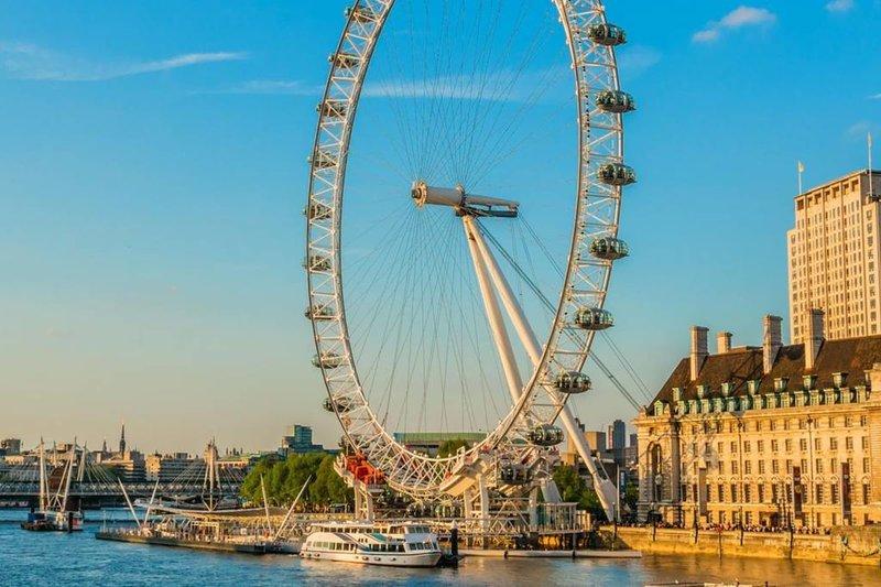 Le London Eye est à environ 10 minutes à pied.