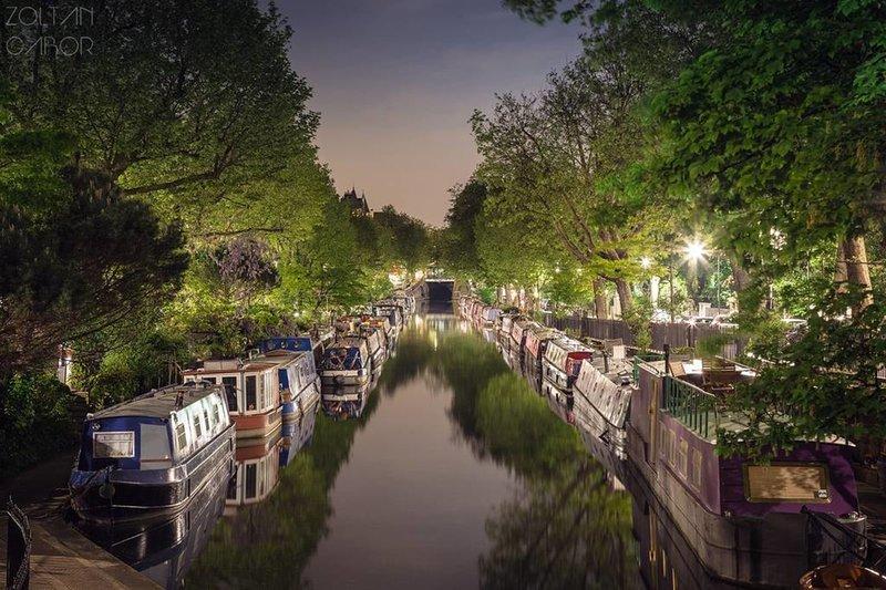 E la splendida piccola Venezia.