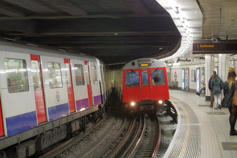 Estación de metro monumento
