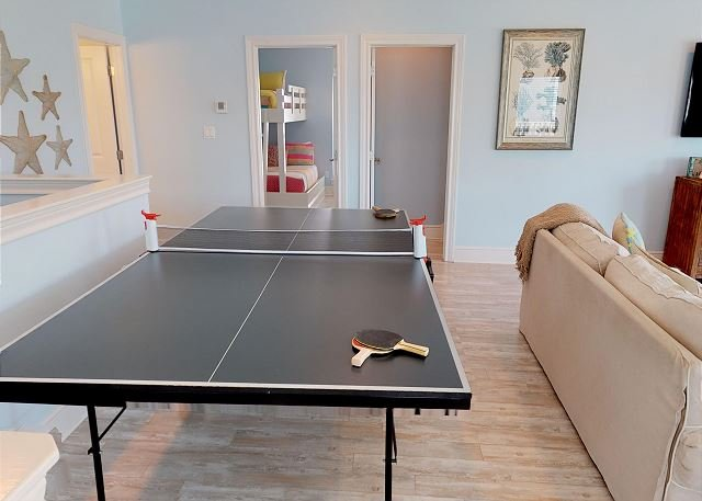 Ping Pong Table on 2nd Floor