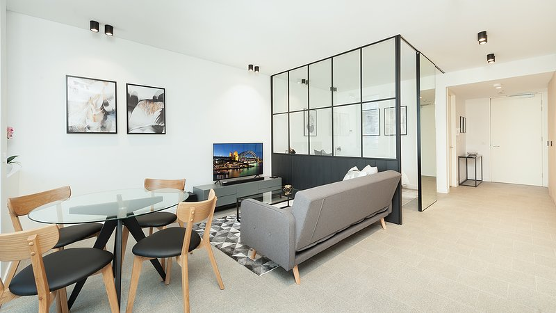 Brand New Luxury Apartment in Surry Hills, vacation rental in Moore Park