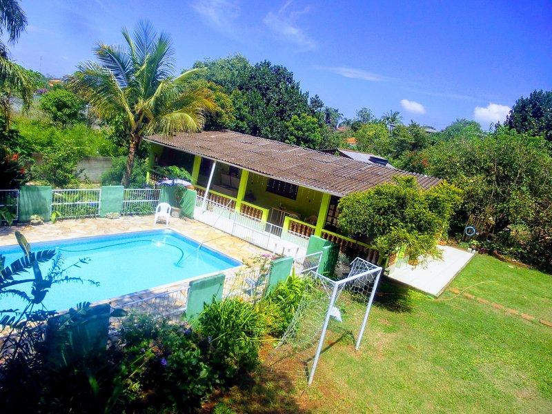 Green House Eventos, location de vacances à Aruja