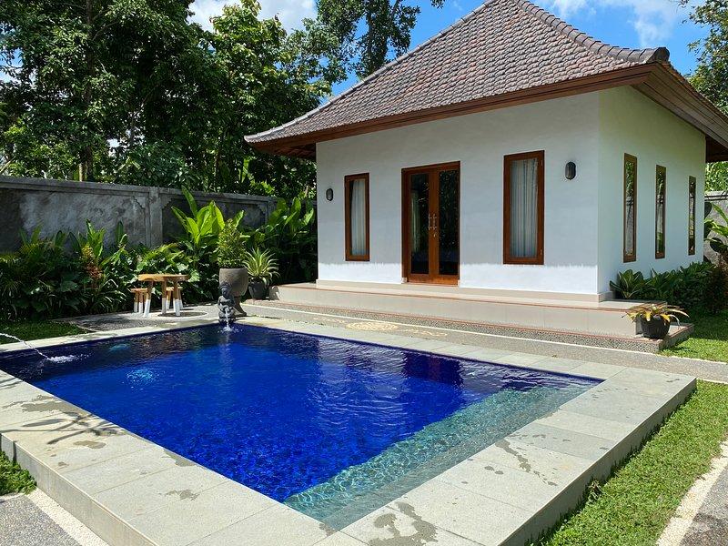 Beautiful Toekad Ayung villa in Ubud, location de vacances à Kedewatan