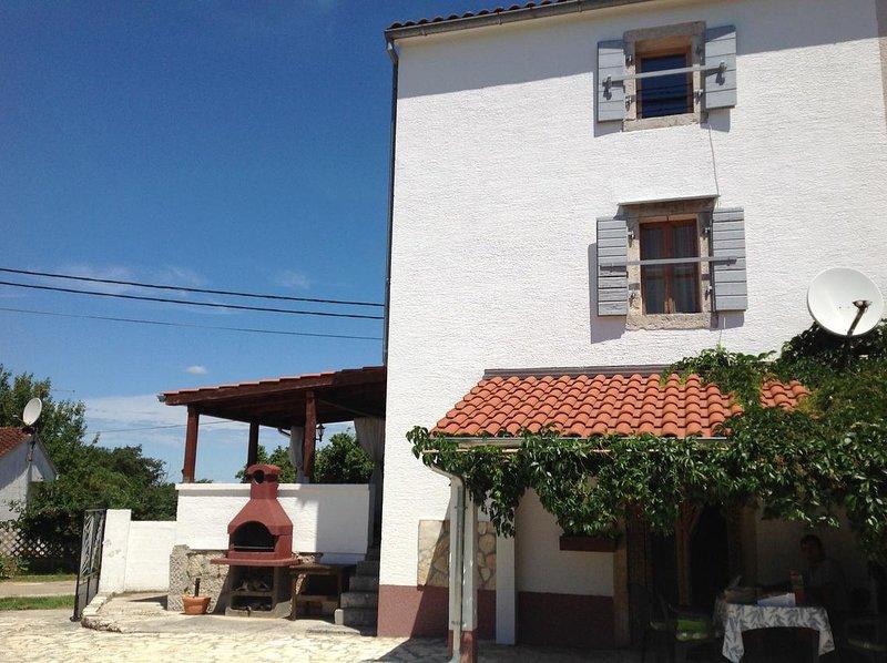 One bedroom house Bonaci, Central Istria - Središnja Istra (K-18104), holiday rental in Kirmenjak