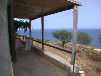 Pantelleria - Martingana - Dammuso Terra, alquiler vacacional en Tracino