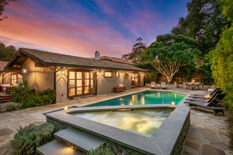 Summit Lodge, holiday rental in Montecito
