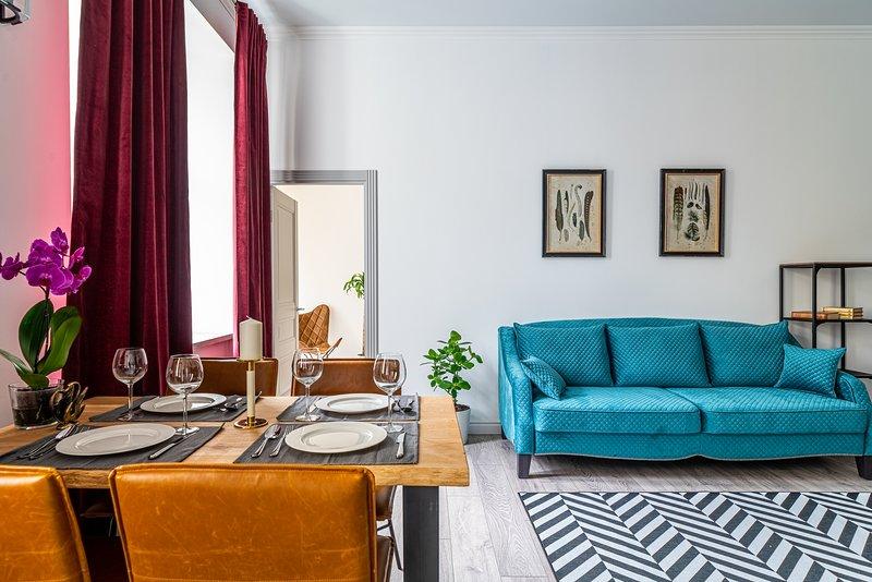 Letyourflat Apartments 'Mariinsky', vacation rental in Strelna