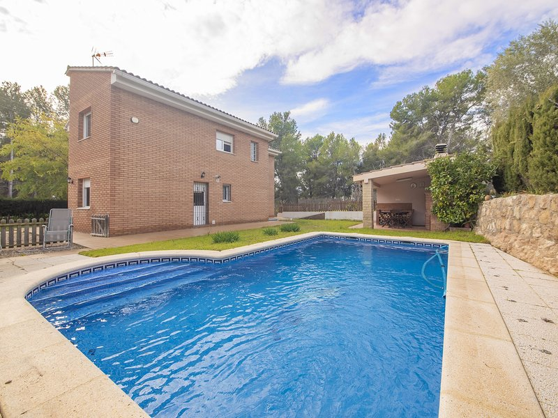 TH125 Casa Mont-fred Tarragona, vacation rental in Tamarit