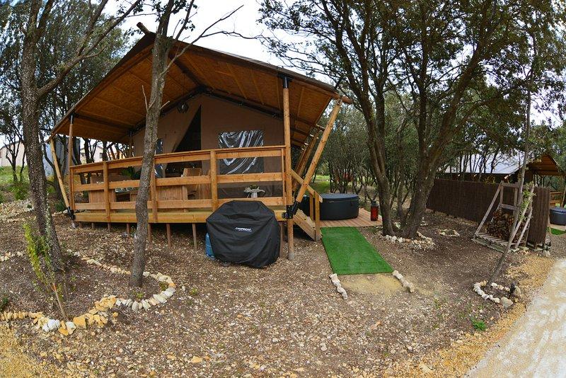 Résidence DRACONIS Lodge GEMMA, location de vacances à La Baume-de-Transit