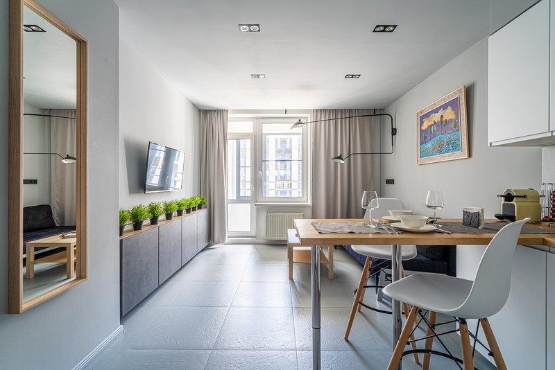 Letyourflat Apartments 'Fusion', location de vacances à Razmetelevo