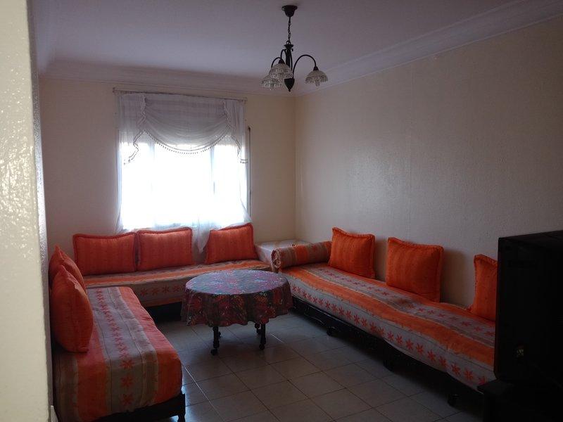 Appartement Sala al jadida, vacation rental in Rabat-Sale-Zemmour-Zaer Region