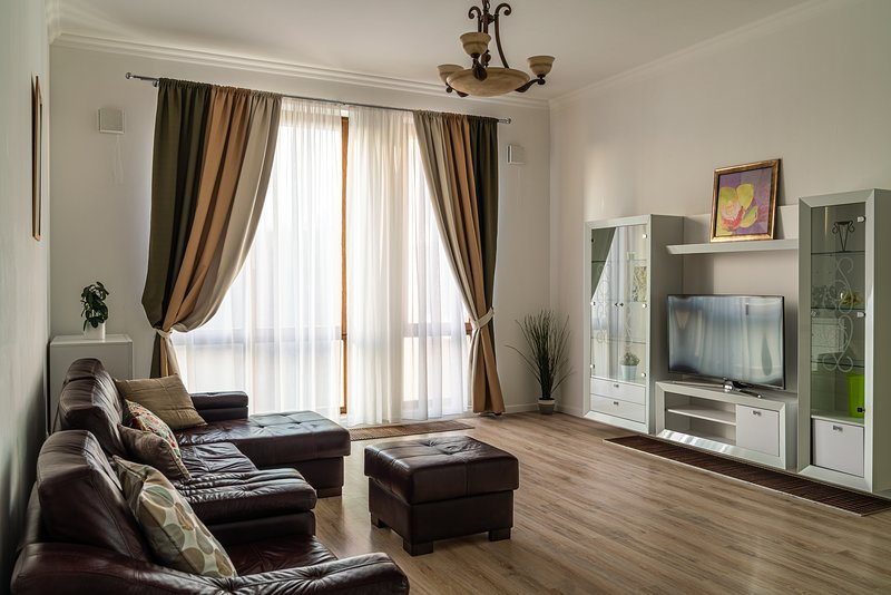Letyourflat Apartments 'Smolny Park', vacation rental in Vsevolozhsky District