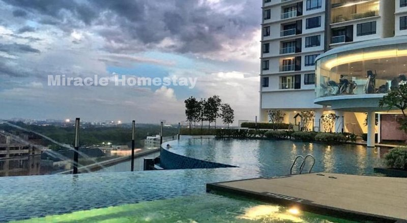 ❤️ Cozy 2B2R | 6 pax Family Getaway ❤️, vacation rental in Seberang Jaya