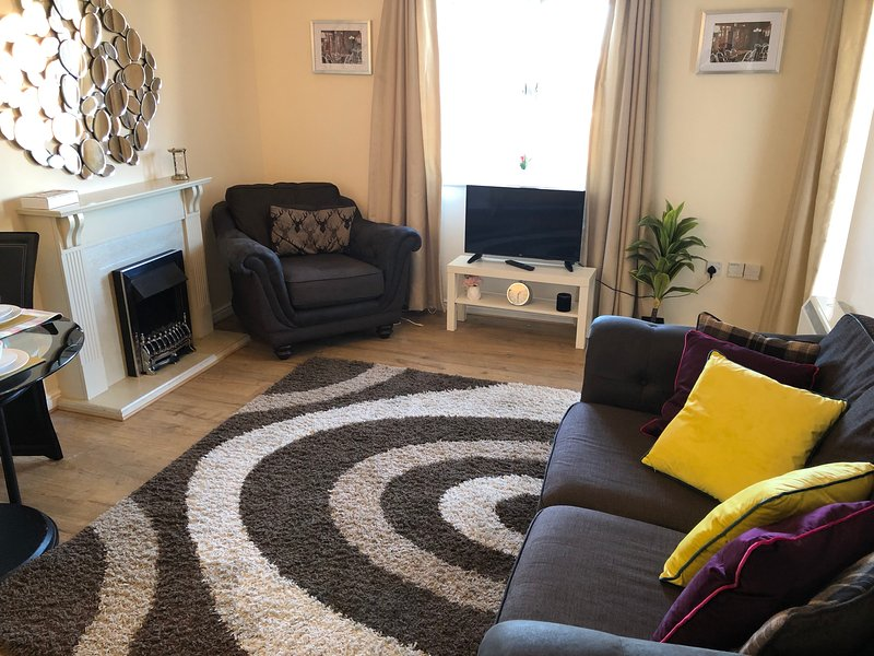 Chafford Fairview - Stylish Cosy apartment, location de vacances à Dartford