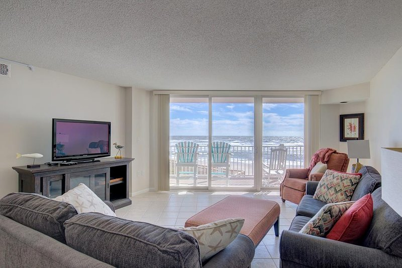 St. Regis 2208 Oceanfront! | Indoor Pool, Outdoor Pool, Hot Tub, Tennis Courts,, vacation rental in North Topsail Beach